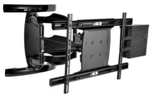 "Wireless Outdoor Articulating Wall Mount fo 42""-63"" Displays"