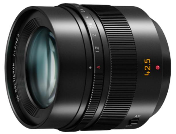 Panasonic H-NS043 LUMIX G LEICA DG NOCTICRON 42.5 mm / F 1.2 Lens H-NS043