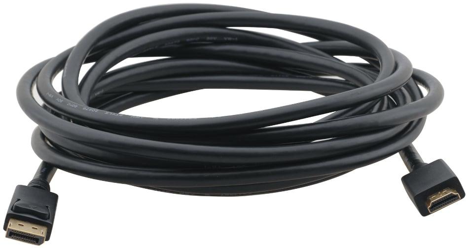 3 ft HDMI DisplayPort Cable