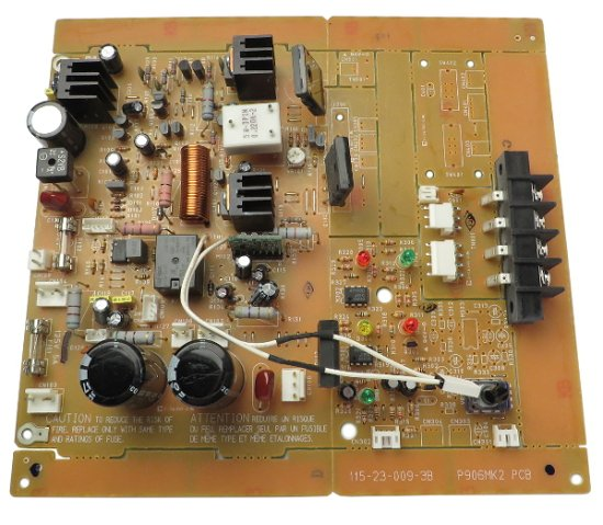 Power Amp PCB for A-906MKII