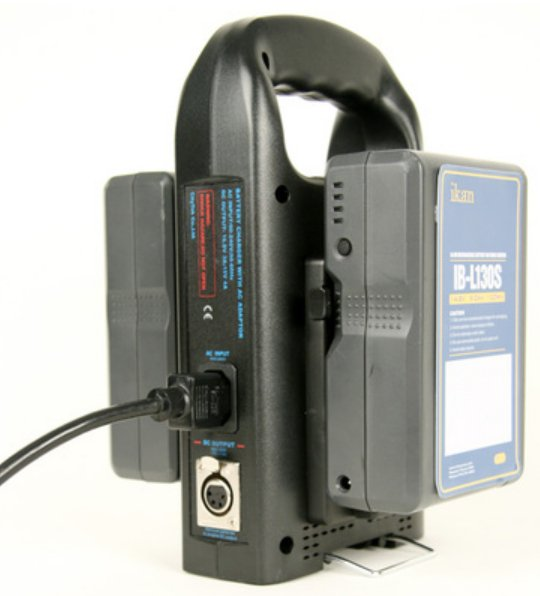 ikan Corporation C-2KS V-Mount Compatible Charger C-2KS
