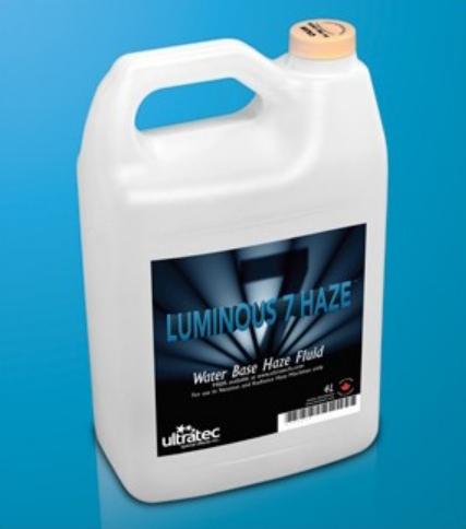 4L Container of Luminous 7 Haze Fluid