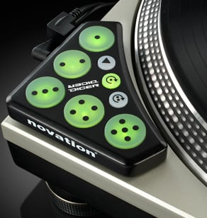 1 Pair of Cue Point & Looping Controllers for Serato, Traktor Scratch Pro, etc.