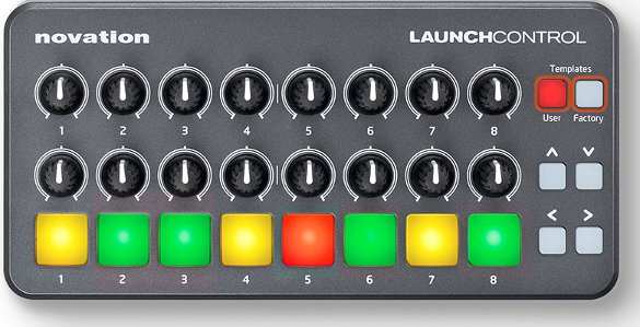 Novation Launch Control [EDUCATIONAL PRICING] USB MIDI Controller LAUNCH-CONTROL-EDU