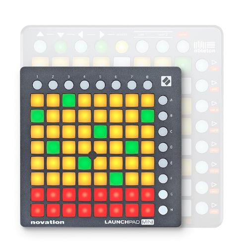 64-Pad USB MIDI Controller