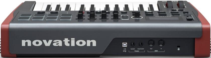 25-Key USB MIDI Controller Keyboard