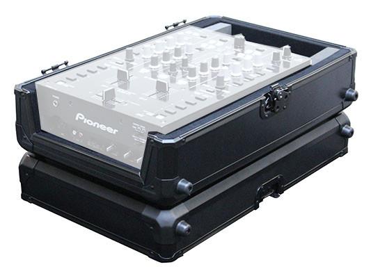 "10"" Black Krom Universal DJ Mixer Carrying Case"