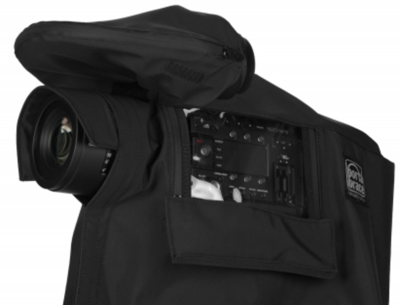 Nylon Rain Slicker for Sony PMW-F55 / F5