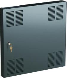 """Locking Steel Door for 19.25"""" Rack"""