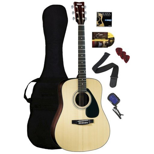 yamaha gigmaker std f325 standard guitar acoustic package