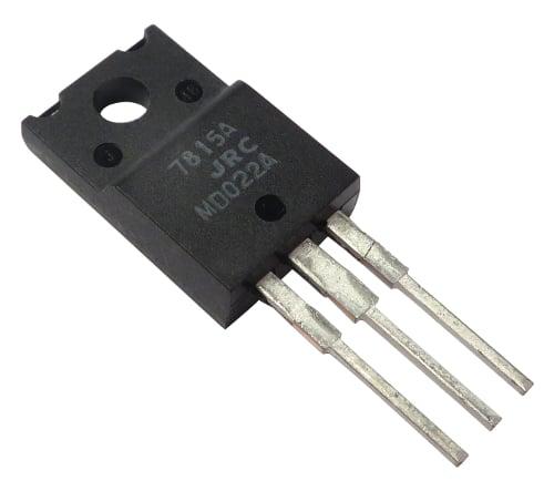 7815 + 15v Regulator for GA24/12