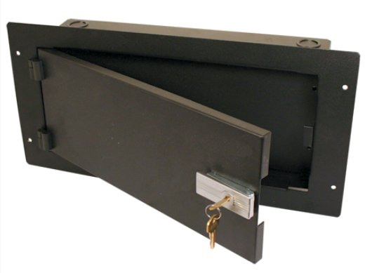 "12"" Locking Wall Box"