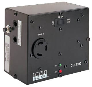 Sequenced Power Control System