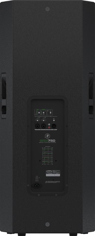"1,600 Watts Peak Dual 15"" Active Loudspeaker with All-Wood Cabinet"