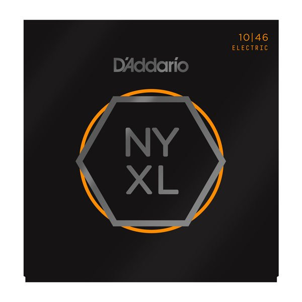 D`Addario NYXL1046 NYXL Electric Guitar Strings 10-46 NYXL1046