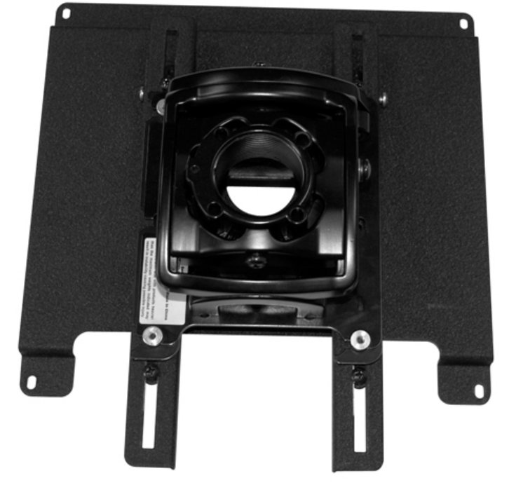 Chief Manufacturing LSB101  Lateral Shift Bracket for RPM Projector Mount with Q-Lock LSB101