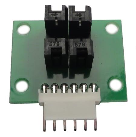 Duo Optical Sensor PCB for MAC 250
