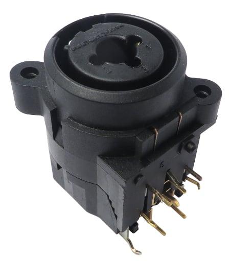XLR 1/4 Combo Jack for M20d
