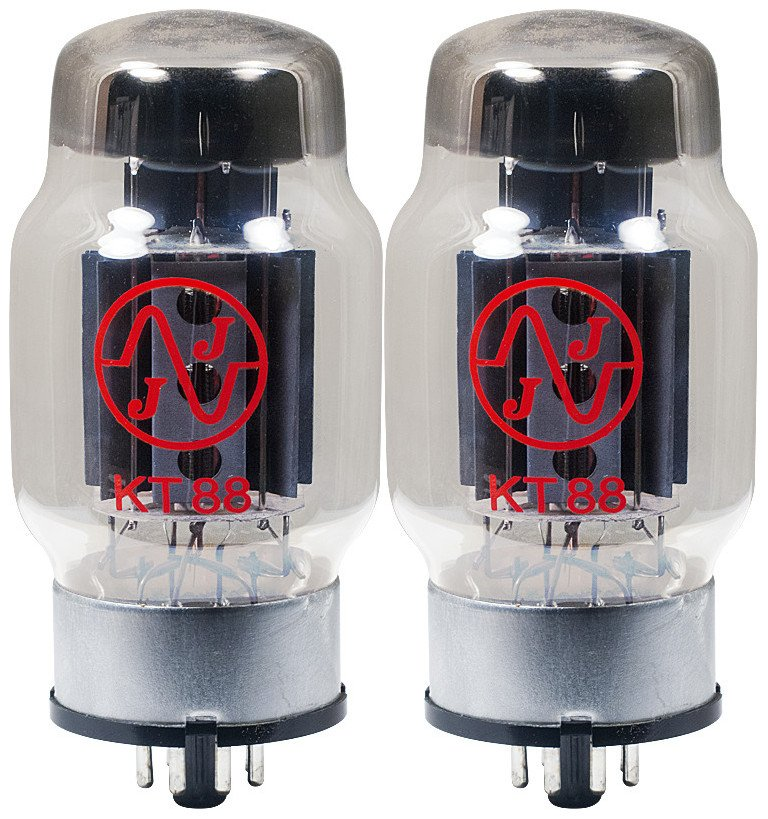Pair of KT88 Power Vacuum Tubes