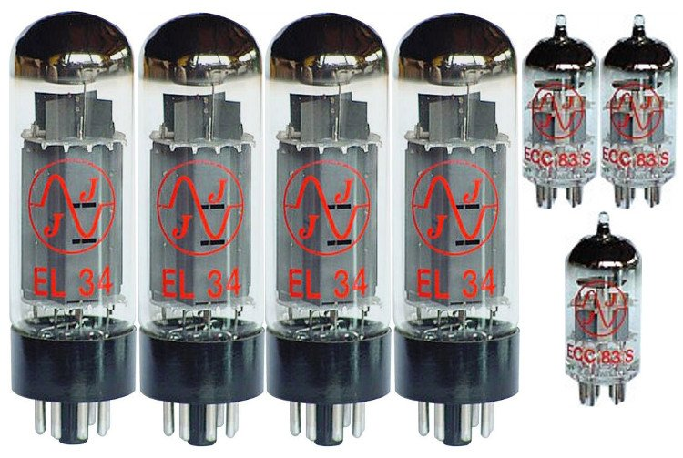Tube Set for 100W JMP or JCM800