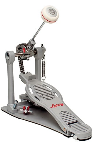 Atlas Pro Single Bass Pedal with Rock Plate