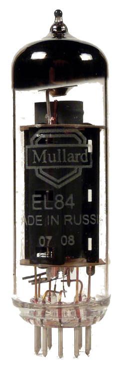 Mullard EL84-MULLARD EL84 Power Vacuum Tube EL84-MULLARD