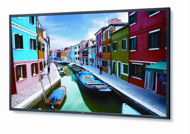"46"" High-Performance LED-Backlit Commercial-Grade Display with AV Inputs & Integrated Digital Tuner"