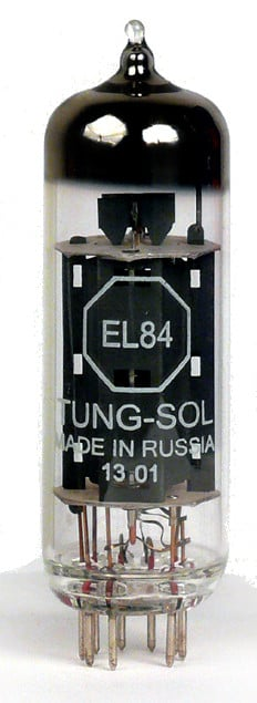 EL84 Power Vacuum Tube