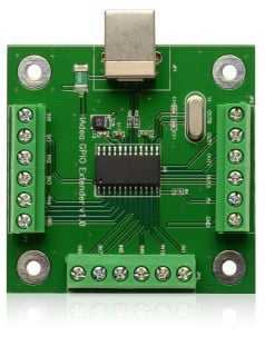 GPIO PCB for DSWF Products