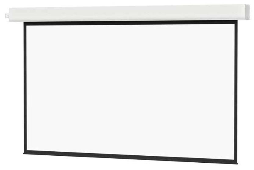 Advantage Electrol 58 in x104 16:9 in Screen in High Contrast Matte White Screen