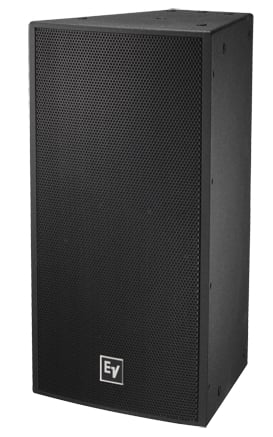 "12"" 2-Way 120°x60° Full-Range 2400W Peak Passive Loudspeaker"