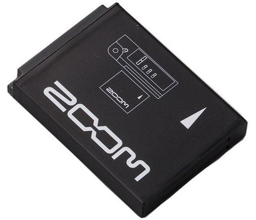 Zoom BT-02 Rechargable Lithium-Ion Battery for Q4 Handy Video Recorder BT-02