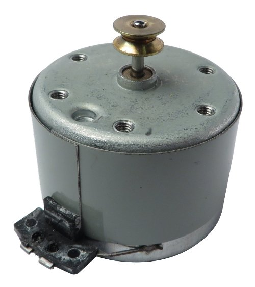 Motor Assembly for 102MKII