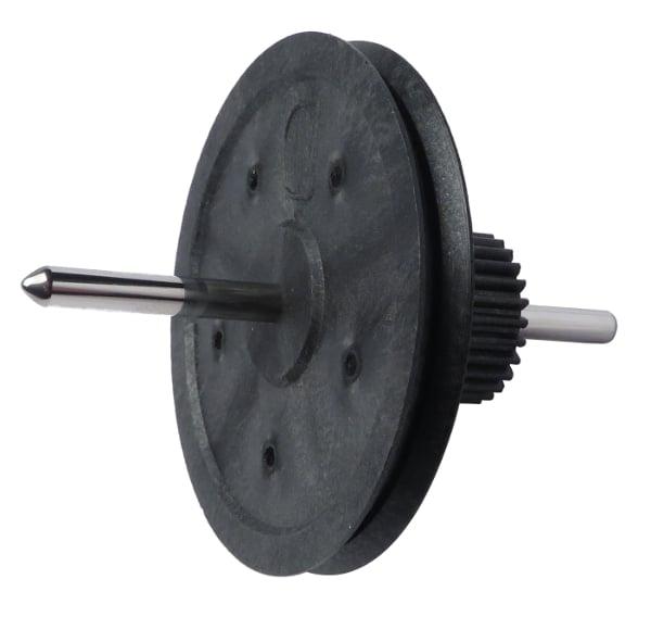 Duplicator Capstan Flywheel