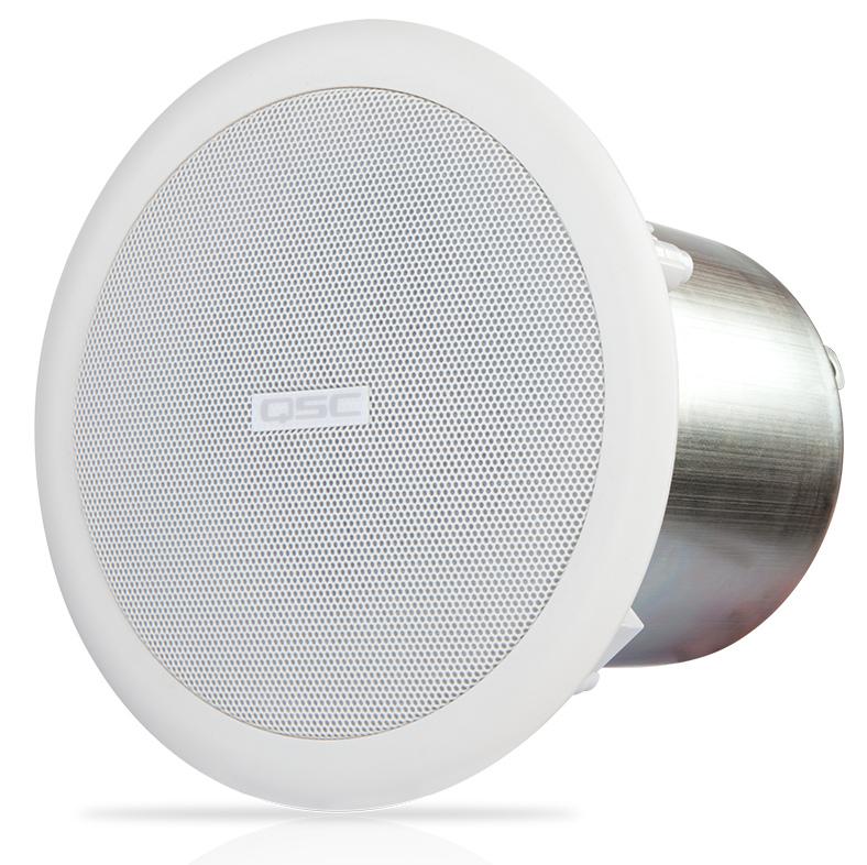 "4"" AcousticCoverage Ceiling Mount Loudspeaker"