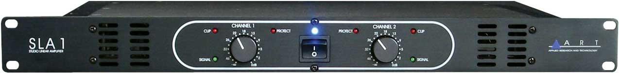 100W per Channel @ 8 Ohm Studio Power Amplilfier