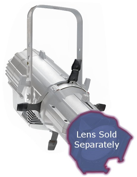 Source Four LED Series 2 Lustr Light Engine with Shutter Barrel and No Connector in White