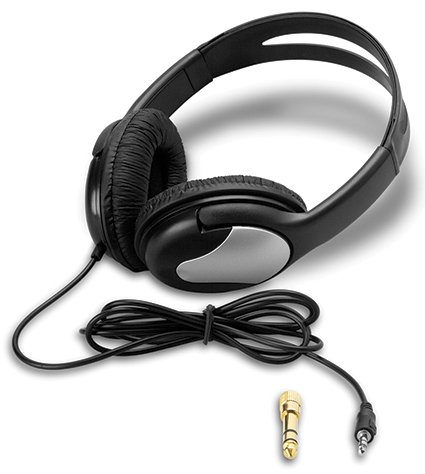 Closed Stereo Headphones