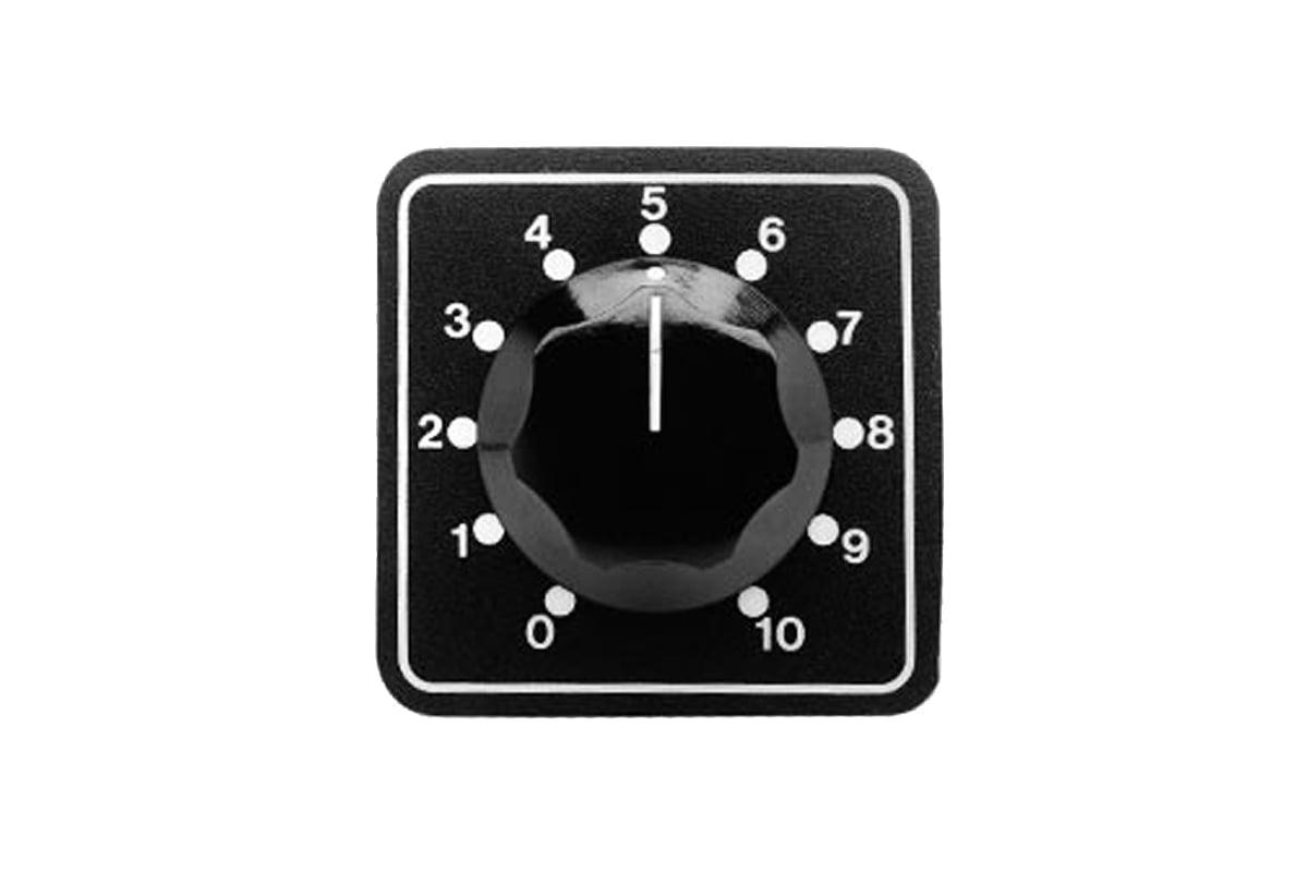 Attenuator 35 watt for rack mounting