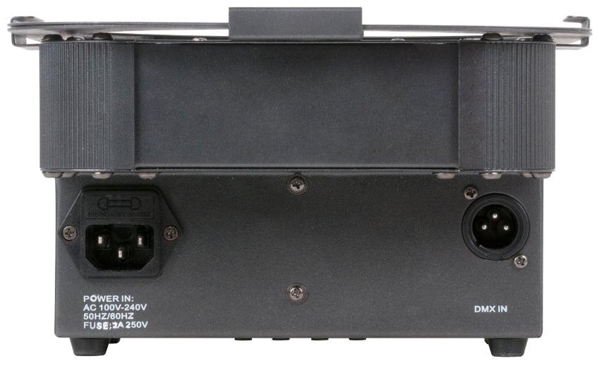Low Profile 5x 5 TRI LED Par Light Fixture