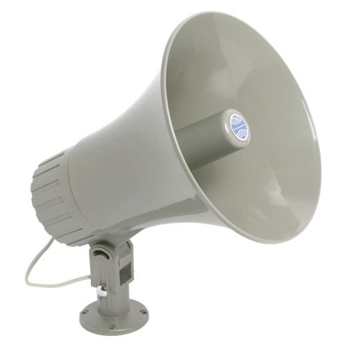 Utility Paging Re-Entrant Horn Loudspeaker, 30 Watts