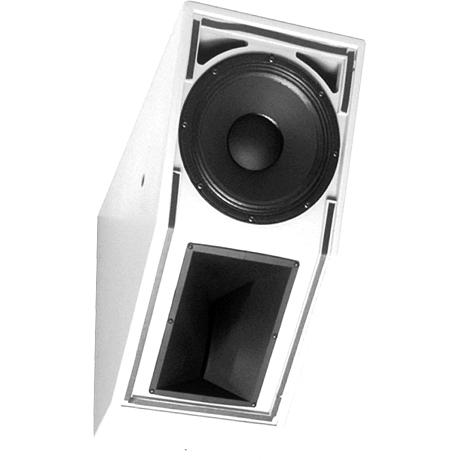 """12"""" 2-Way Full-Range Installation Loudspeaker in White"""