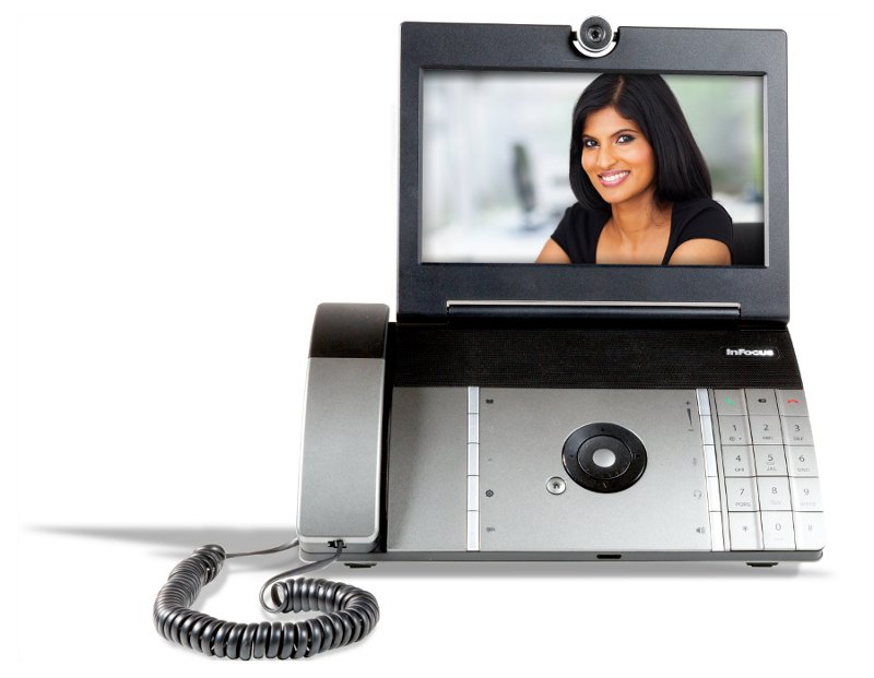 InFocus MVP100 IP Video Phone MVP100