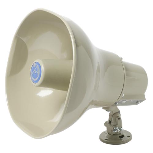 Omni-Purpose Loudspeaker 30-W., w/Xfmr. (25/70.7/100V) Beige