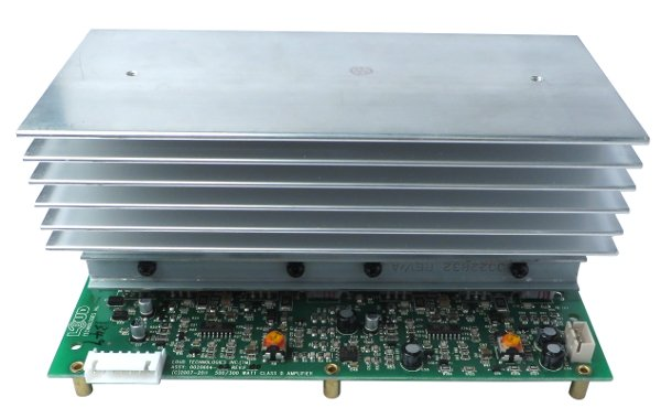 500w Amp PCB for PPM1012