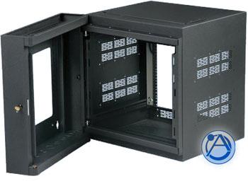 Wallmount Rack 17x23x22 10RU