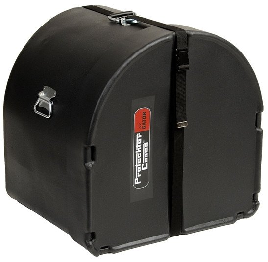 "Gator Cases GP-PC2418BD 18""x24"" Classic Series Roto-Molded Bass Drum Case from Protechtor Cases GP-PC2418BD"