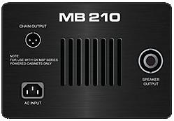 "100W 1x10"" MicroBass Combo Amplifier"