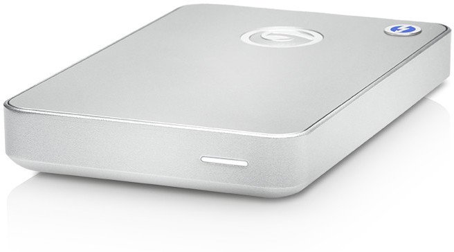 G-Technology 0G03040 1TB Thunderbolt / USB 3.0 External Hard Drive, 7200 RPM 0G03040