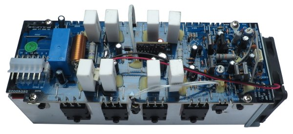 Amp Right Channel 1 PCB for LH1000